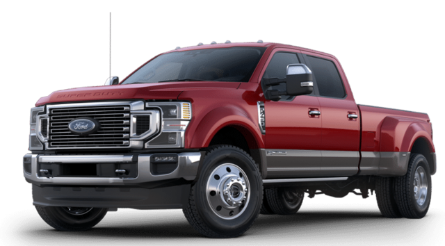 2020 Ford F-450 King Ranch Truck Crew Cab